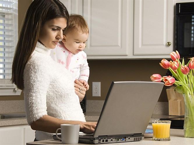 Çalışan kadına 'annelik' kolaylığı