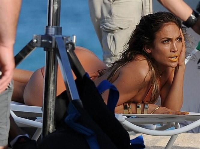 Lopez'den seksi klip