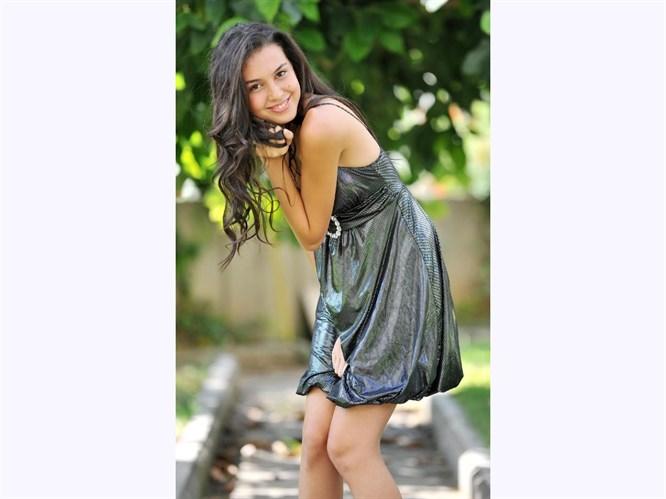 Antalyalı manken Miss Turkey finalinde
