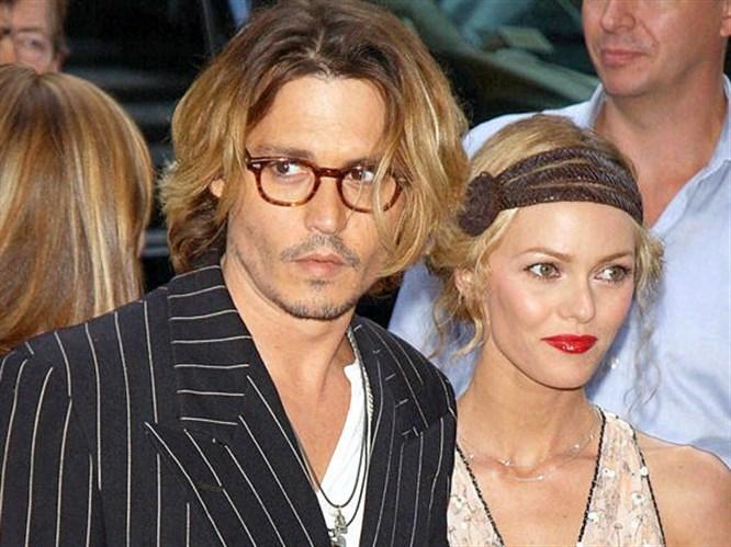 Johnny Depp eşinden ayrıldı