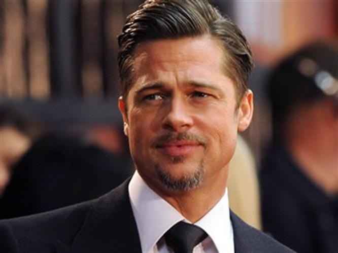 Brad Pitt bir kadın parfümünün yüzü oldu