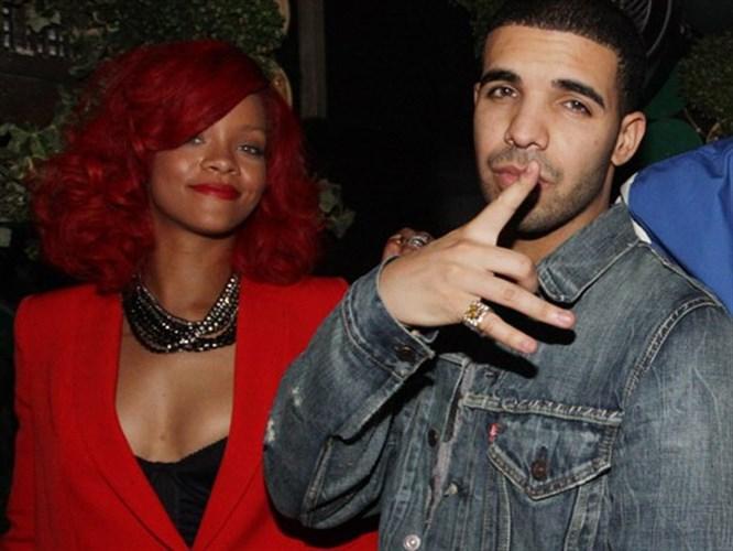 Rihanna eski sevgililerini bırakamıyor