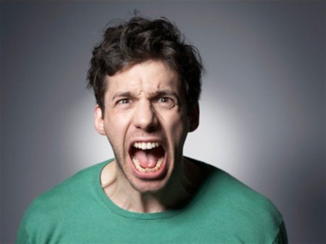 Erkekler sinirlendiğinde ne olur?
