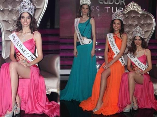 Miss Turkey 2013 seçildi