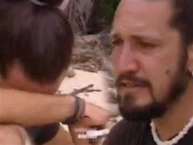 Survivor'da hüngür hüngür ağladı
