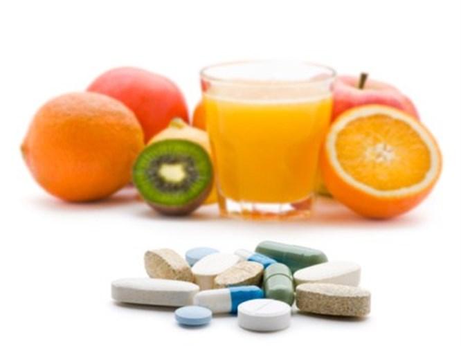 Şimdi vitamin zamanı!