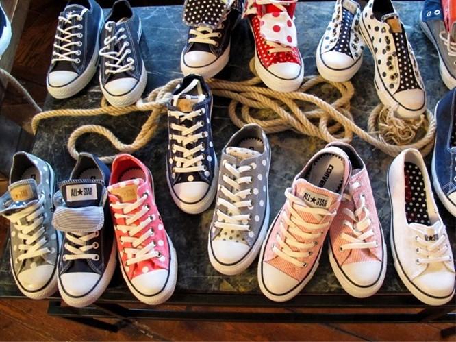 Eskidikçe Değerlenen Tek Ayakkabı: Converse