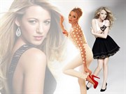 Blake Lively'nin En Güzel 5 Saç Modeli!