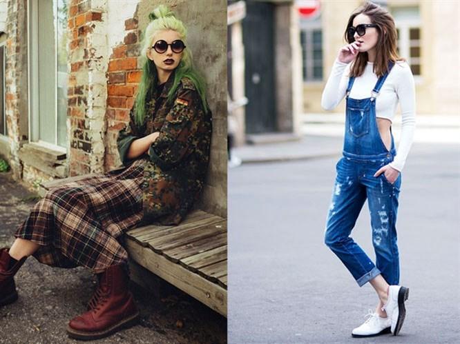 90'lar Modası Sokak Stili İstilası