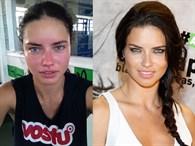 Victoria's Secret Meleklerinin Öncesi Ve Sonrası