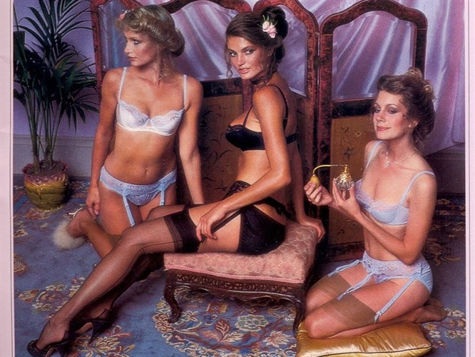 Retro: 1979 Victoria's Secret Kataloğu