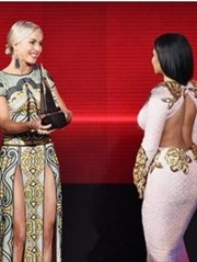 2015 Amerikan Müzik Ödülleri Sahiplerini Buldu