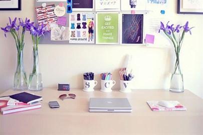 Ofisinizi Kendiniz Renklendirin!