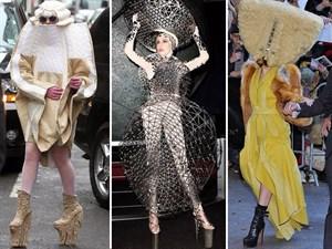 Lady Gaga'nın Sınırları Zorlayan 42 Kostümü