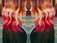 Gün Batımı Renklerini Saçlarla Buluşturun