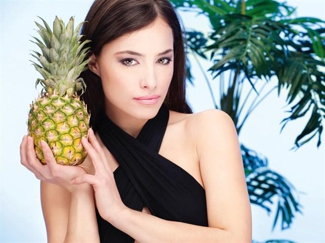 Güzellik Mucizesi Ananas