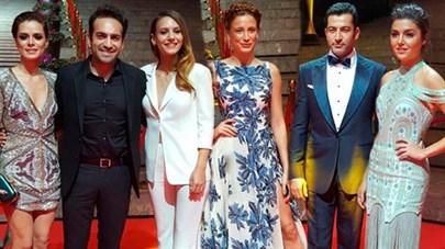 42. Altın Kelebek Ödülleri'nde Yıldızlar Geçidi