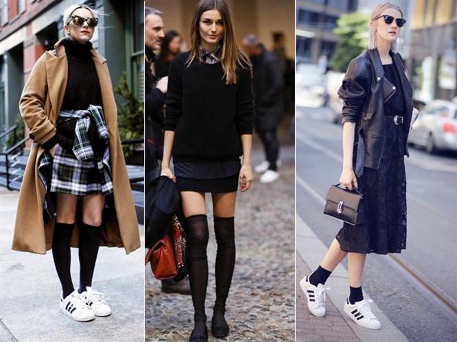 Sokak Modası: Çorap