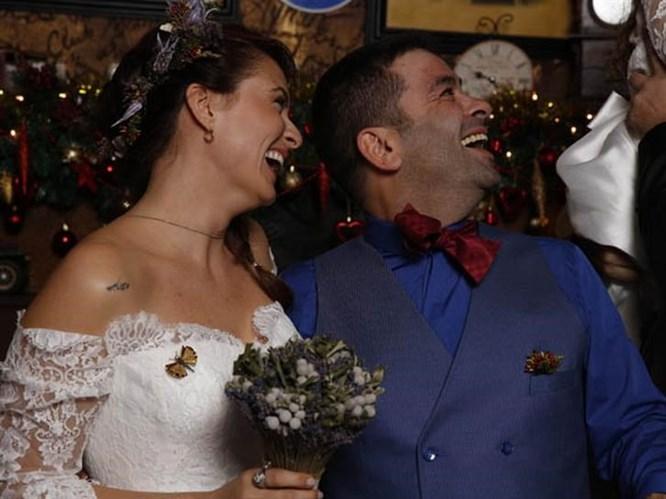 Kaz Dağları'nda Evlendiler!