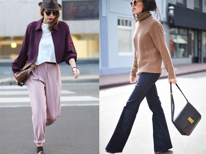 """""""Sokak Modası: Pantolon Kombinleri"""""""