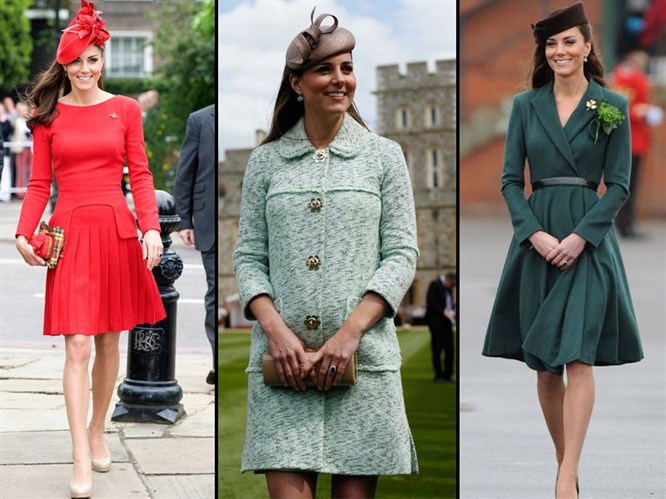 Stil İkonu: Kate Middleton