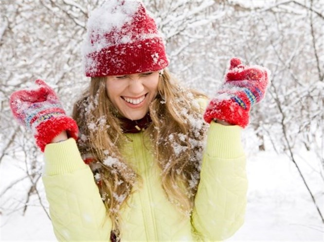 Kışı Enerjik Ve Sağlıklı Geçirmek İçin!