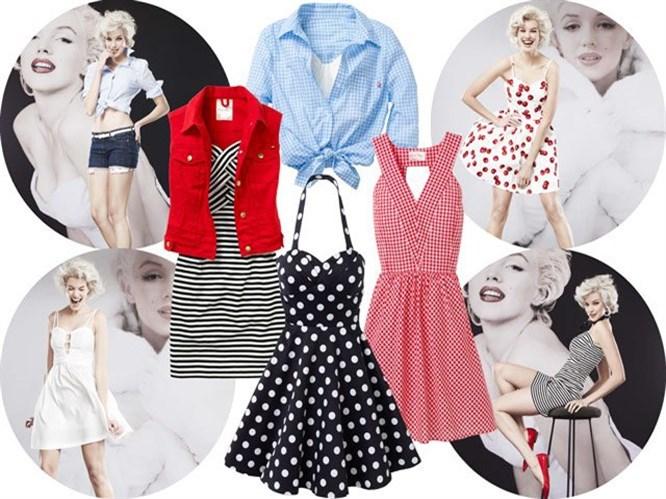 Marilyn Monroe Stiliyle Tanışın!