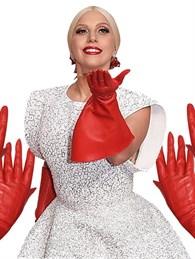 Lady Gaga Oscar Elbisesiyle Alay Konusu Oldu