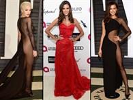 Oscar Gecesinin Top Modelleri