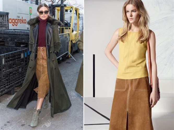 Olivia Palermo'nun Fashion Week Stili