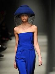 Mercedes-Benz Fashion Week Istanbul Merve Bayındır Defilesi