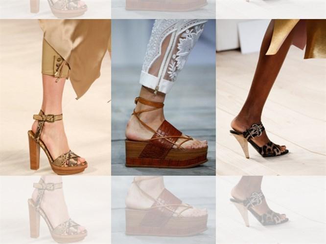 İlkbahar-Yaz Ayakkabı Trendleri!