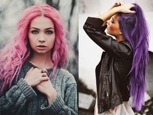 Renkli Saçın Mükemmelliği