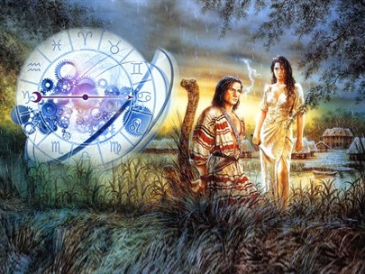Kızılderili Astrolojisine Göre Siz!