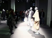 Mercedes-Benz Fashion Week Istanbul Zeynep Devooght Defilesi