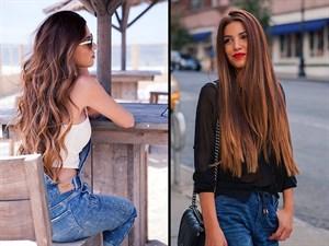 Uzun Saçlardan Vazgeçemeyeceğiniz 37 Saç Modeli