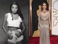 14 Fotoğrafla Dünden Bugüne Angelina Jolie