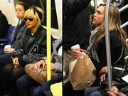 Halkın Arasına Karışan Metrodaki 30 Ünlü