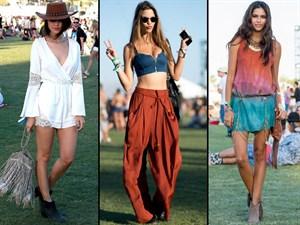Coachella'dan İlham Veren Trendler!