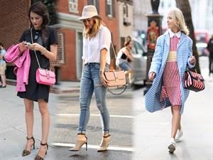 2015 Sokak Modası Çantaları