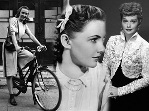 Şimdilerde Trend Olan 1940'lar Modası