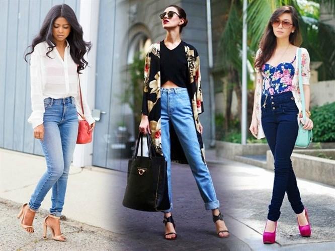 Yüksek Bel Pantolon Nasıl Giyilir?