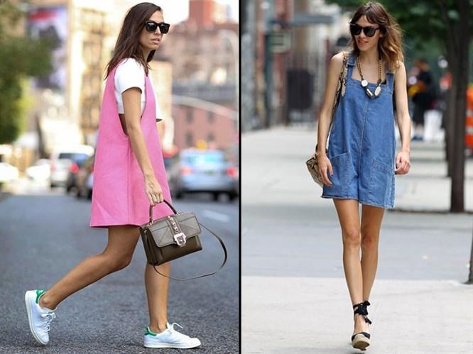 Trend: Jile & Randa (Pinafore) Elbise