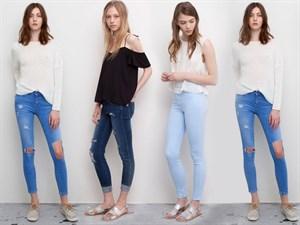2015 Skinny Jean Modelleri ve Fiyatları