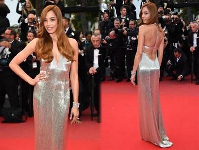 Azra Akın Cannes'da