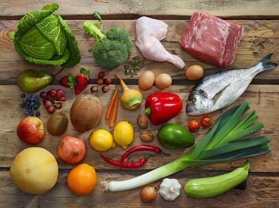 Metabolizmayı Canlandıran  Besinler