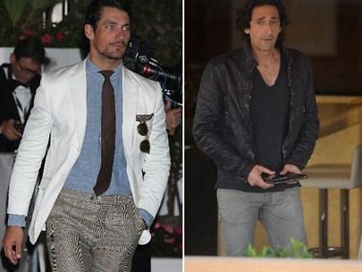 İşte Cannes'ın Erkekleri