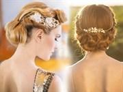 Mezuniyet Saçı Topuz Modelleri
