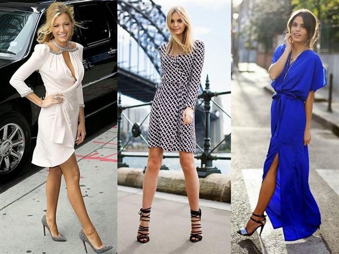 Trend: Anvelop Elbise