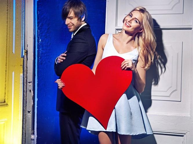 Fiziksel Çekim mi Aşk mı?(Test)
